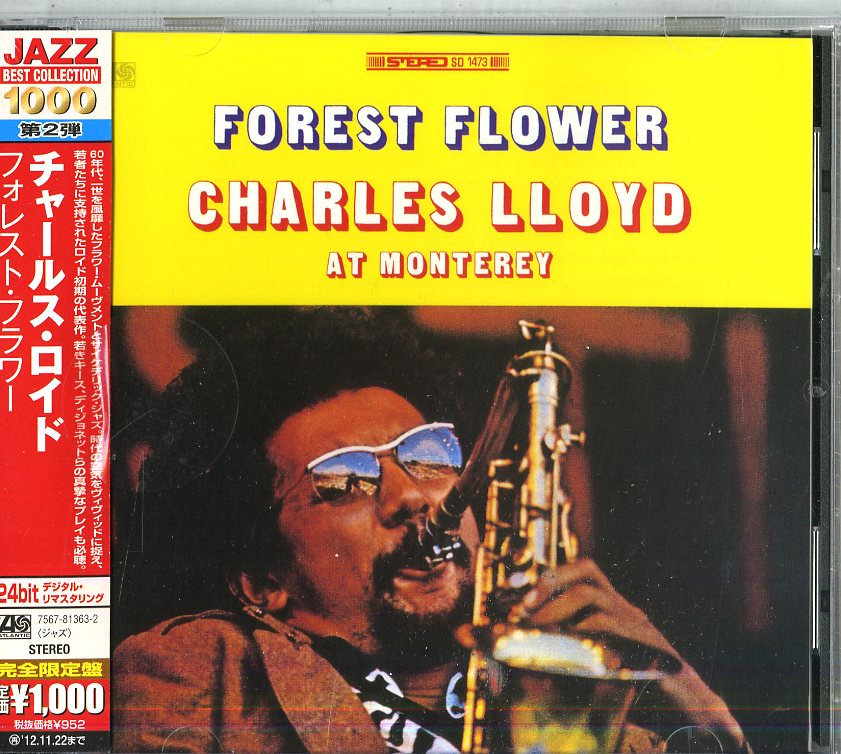 JAPAN 24BIT: FOREST FLOWER