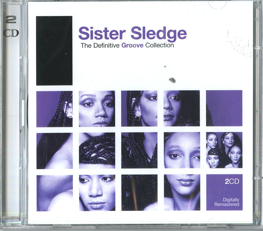 DEFINITIVE GROOVE : SISTER SLEDGE