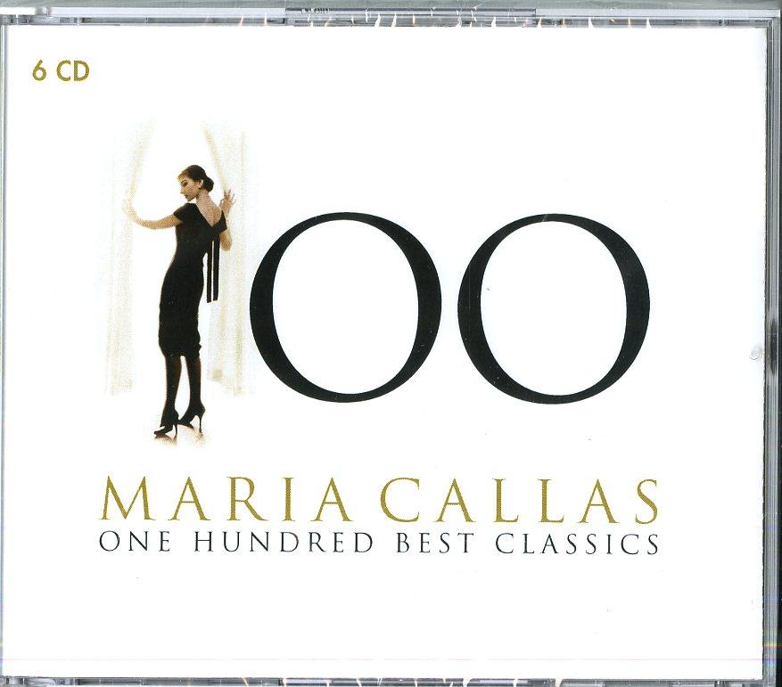 100 BEST MARIA CALLAS