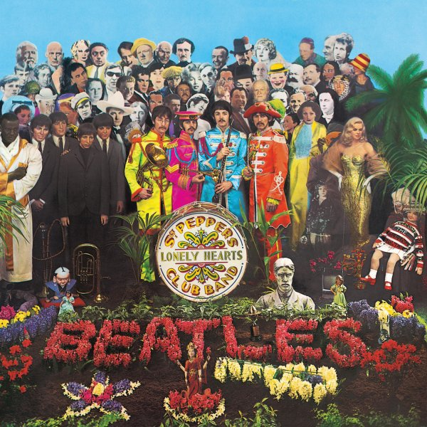 SGT. PEPPER'S LONELY HEART'S... (RE