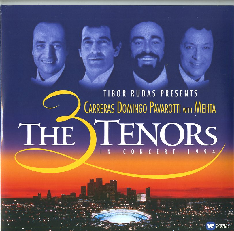 THE TENORS IN CONCERT