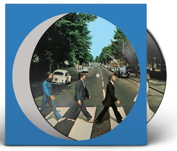 ABBEY ROAD (50° ANNIVERSARY PICTURE DISC LIMITED EDT.)
