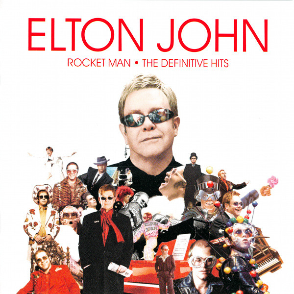 ROCKET MAN - THE DEFINITIVE HIS
