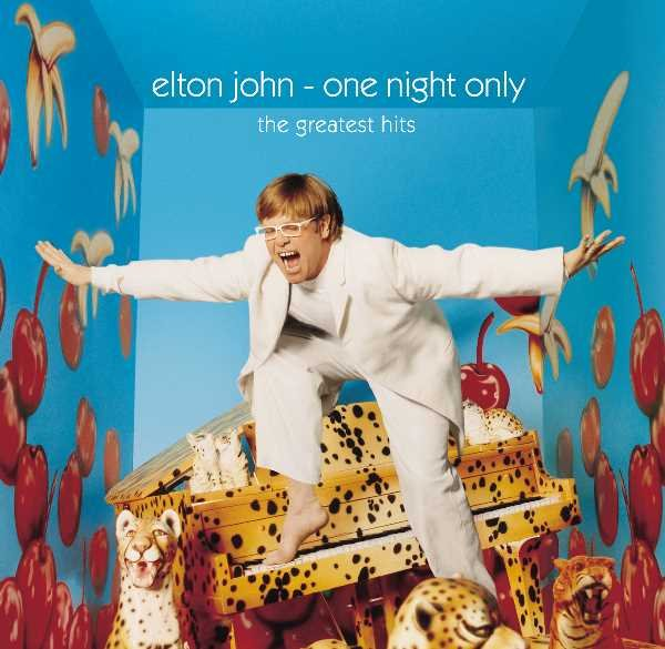 ONE NIGHT ONLY THE GREATEST HITS LIVE