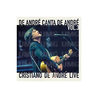 DE ANDRE' CANTA DE ANDRE' VOL.3