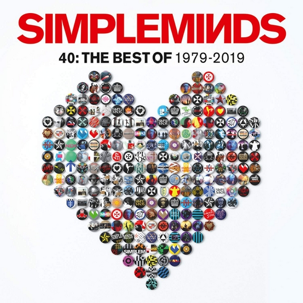 40: THE BEST OF 1979 - 2019