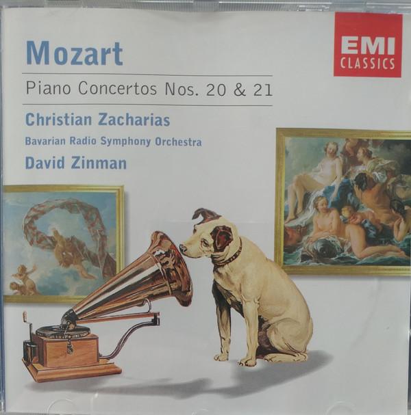 CONCERTO PER PIANOFORTE N.20 & 21