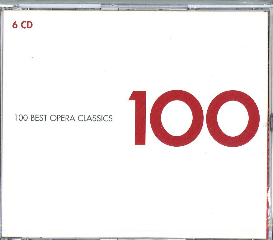 100 BEST OPERA CLASSICA