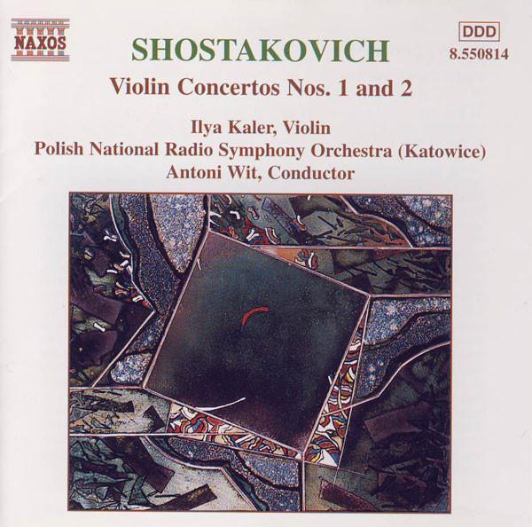 CONCERTO X VL N.1 OP.99, N.2 OP.129