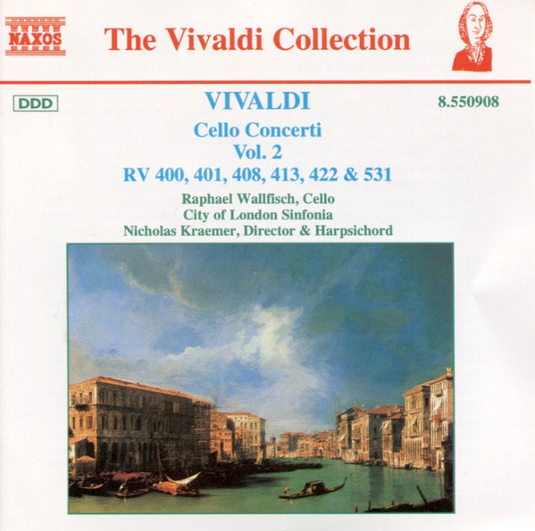 CONCERTI X VLC (INTEGRALE) VOL.2: C
