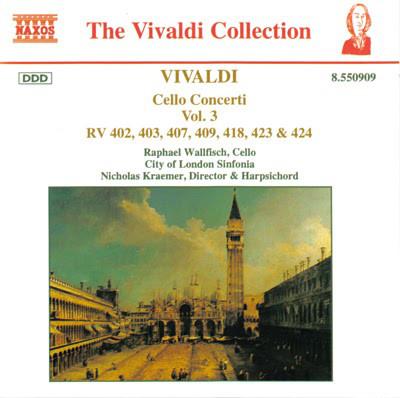 CONCERTI X VLC (INTEGRALE) VOL.3: C