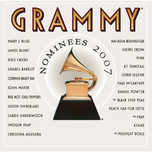 2007 GRAMMY NOMINEES