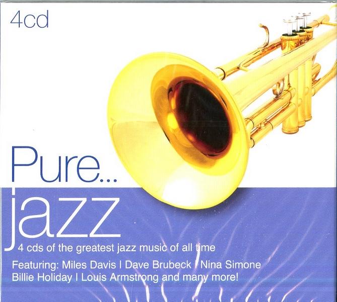 PURE...JAZZ (BOX4CD)