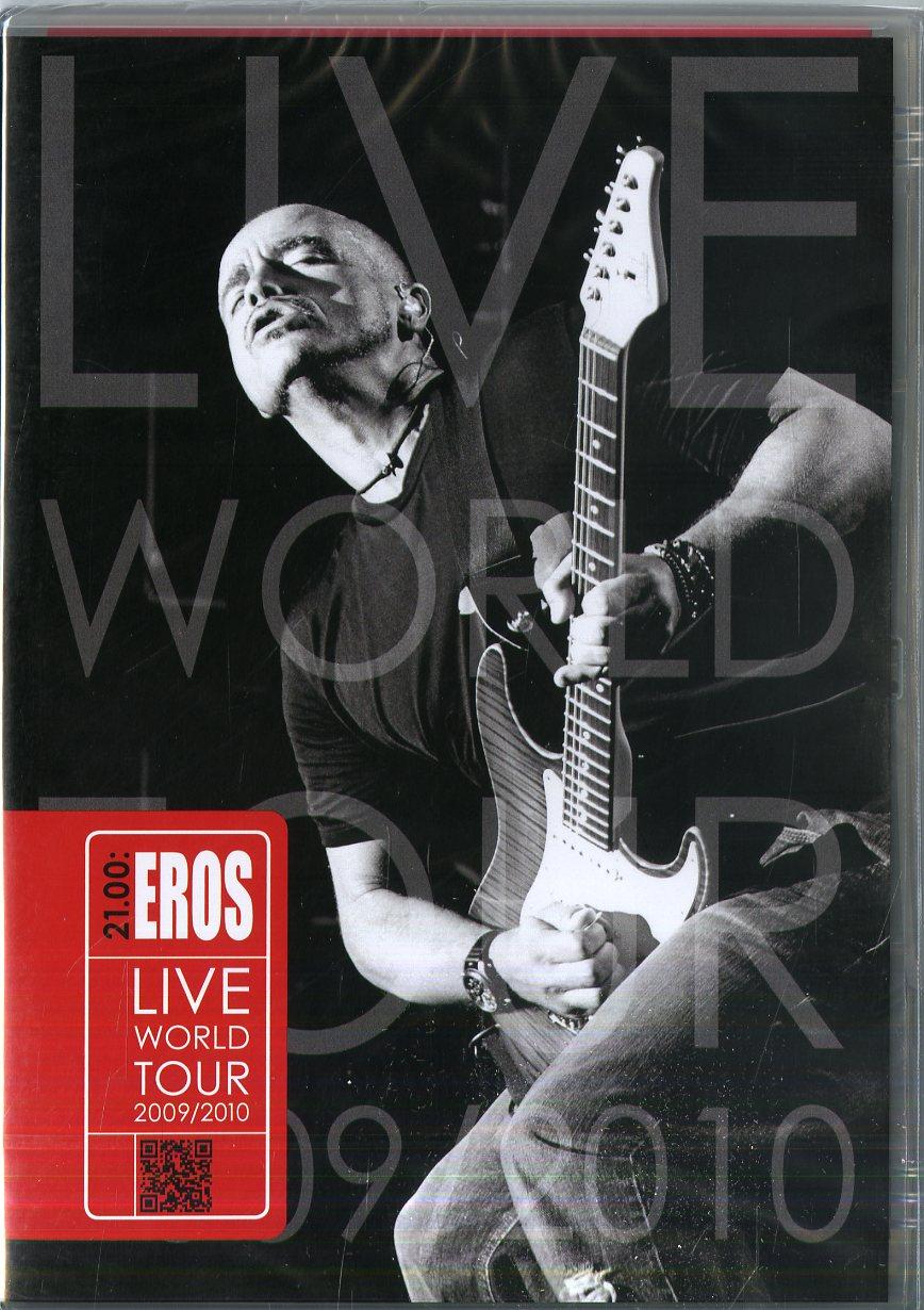 21.00: EROS LIVE WORLD TOUR 2009/20