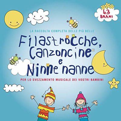 FILASTROCCHE CANZONCINE E NINNE NANNE (BOX 3 CD)