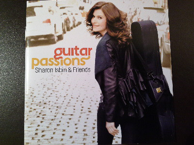 SHARON ISBIN & FRIENDS: GUITAR PASS