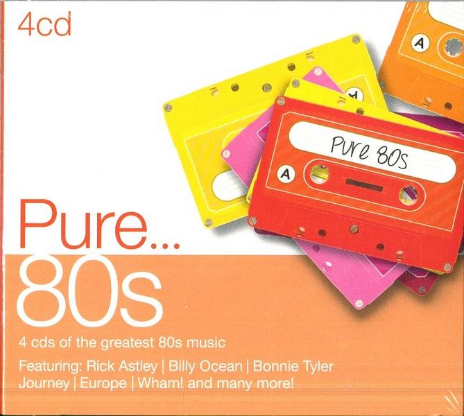 PURE...'80S  (BOX4CD)