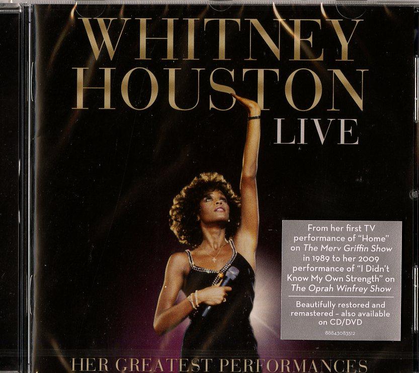 WHITNEY HOUSTON LIVE: HER GREATEST