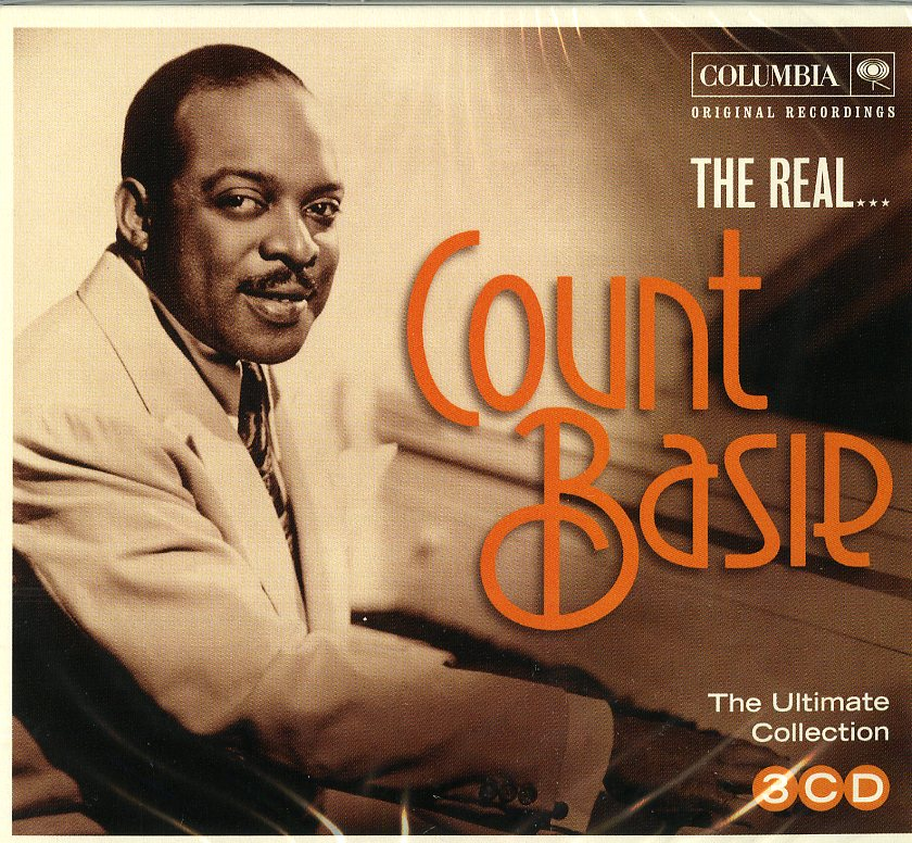 THE REAL...COUNT BASIE