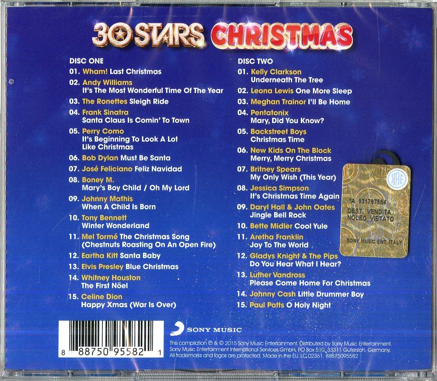 30 STARS CHRISTMAS