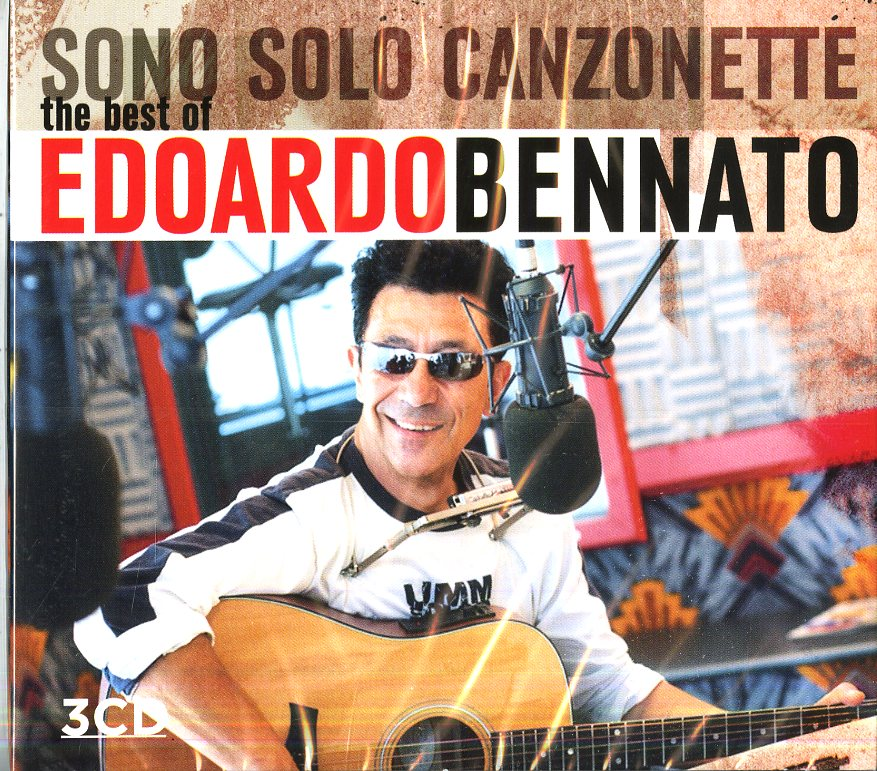 SONO SOLO CANZONETTE - THE BEST OF