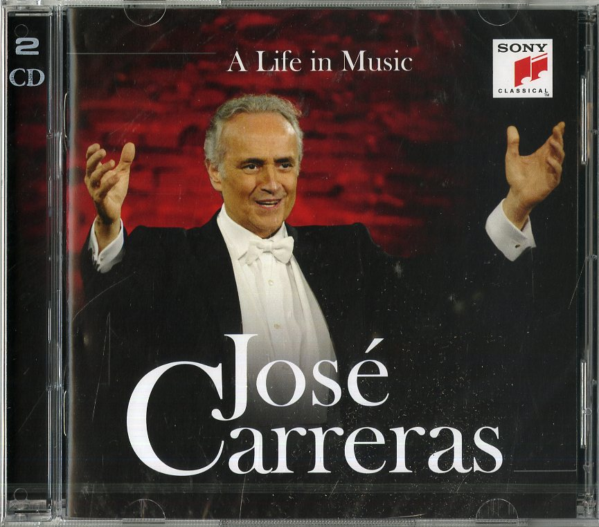 JOSE CARRERAS A LIFE IN MUSIC