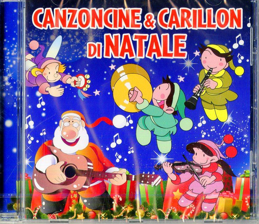 CANZONCINE E CARILLON DI NATALE