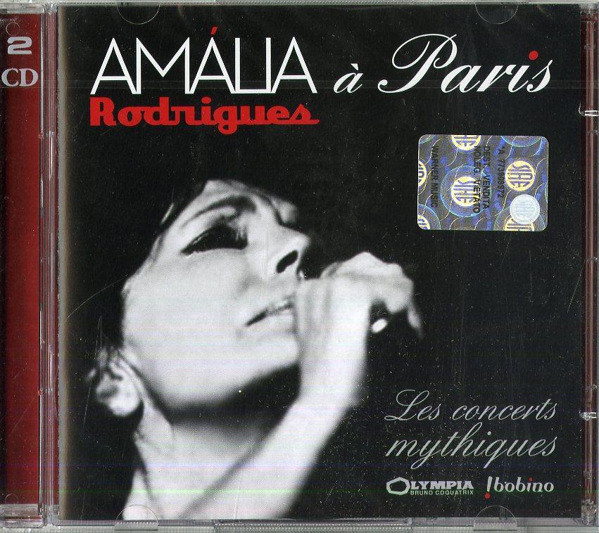 AMALIA RODRIGUEZ A PARIGI (OLYMPIA