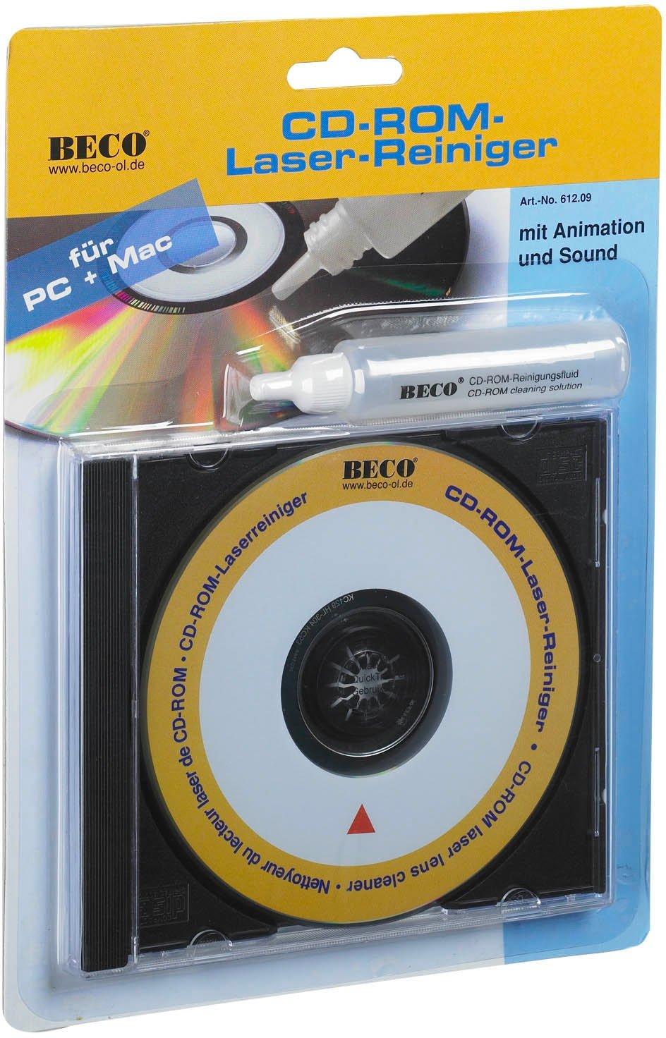 LENS CLEANER PER CD/DVD