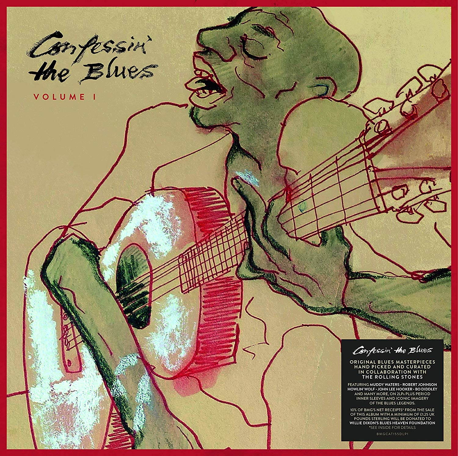 CONFESSIN'THE BLUES