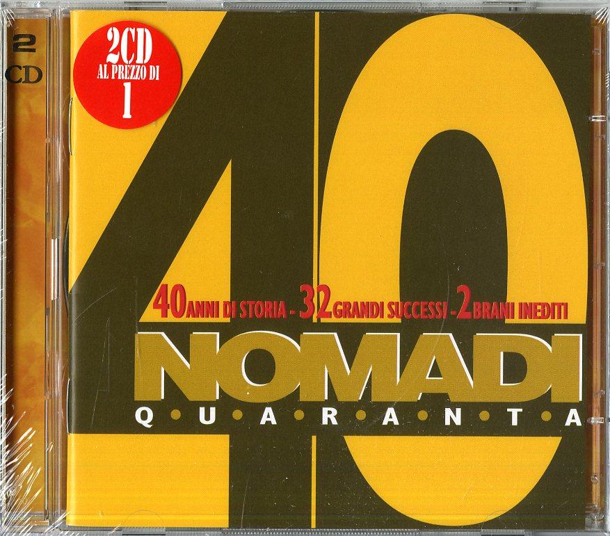 NOMADI 40