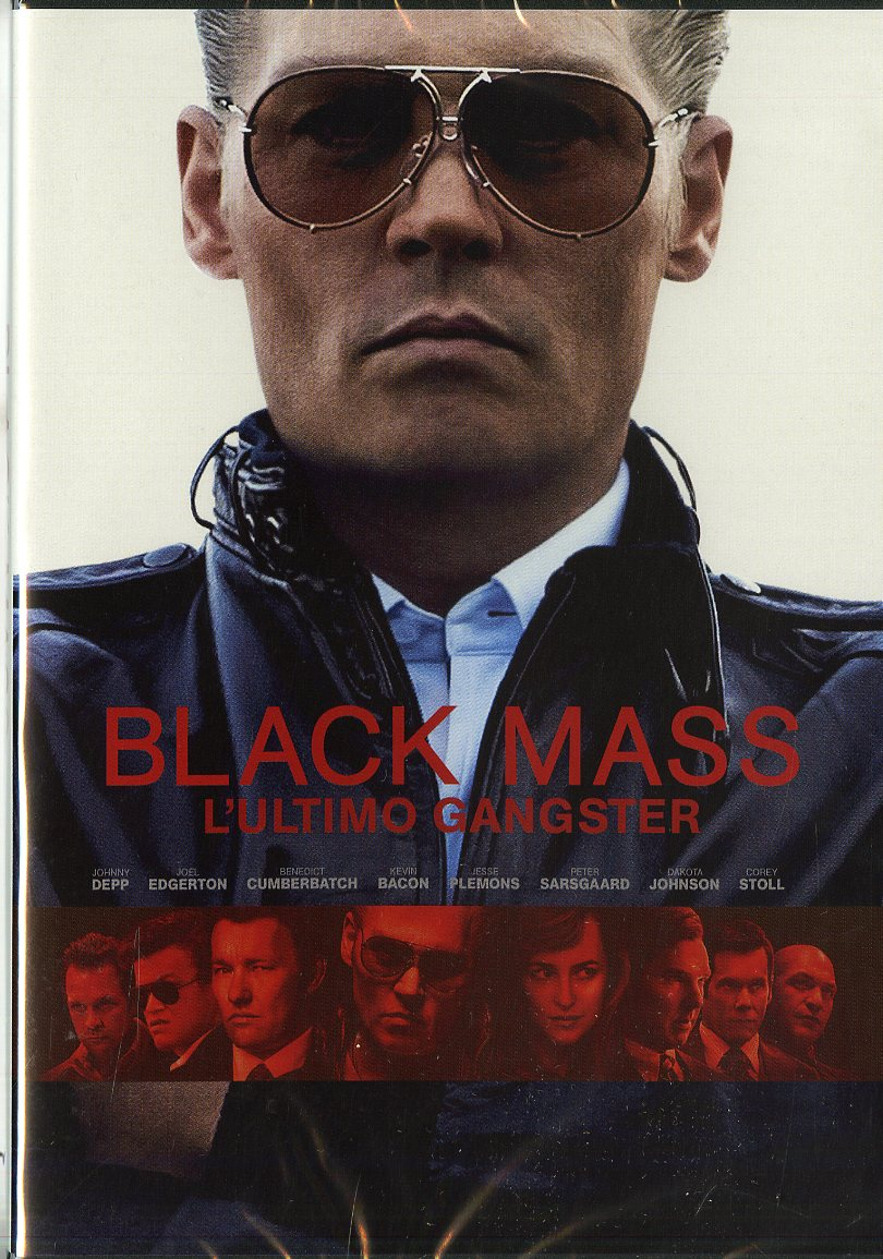 BLACK MASS: L'ULTIMO GANGSTER (DS)