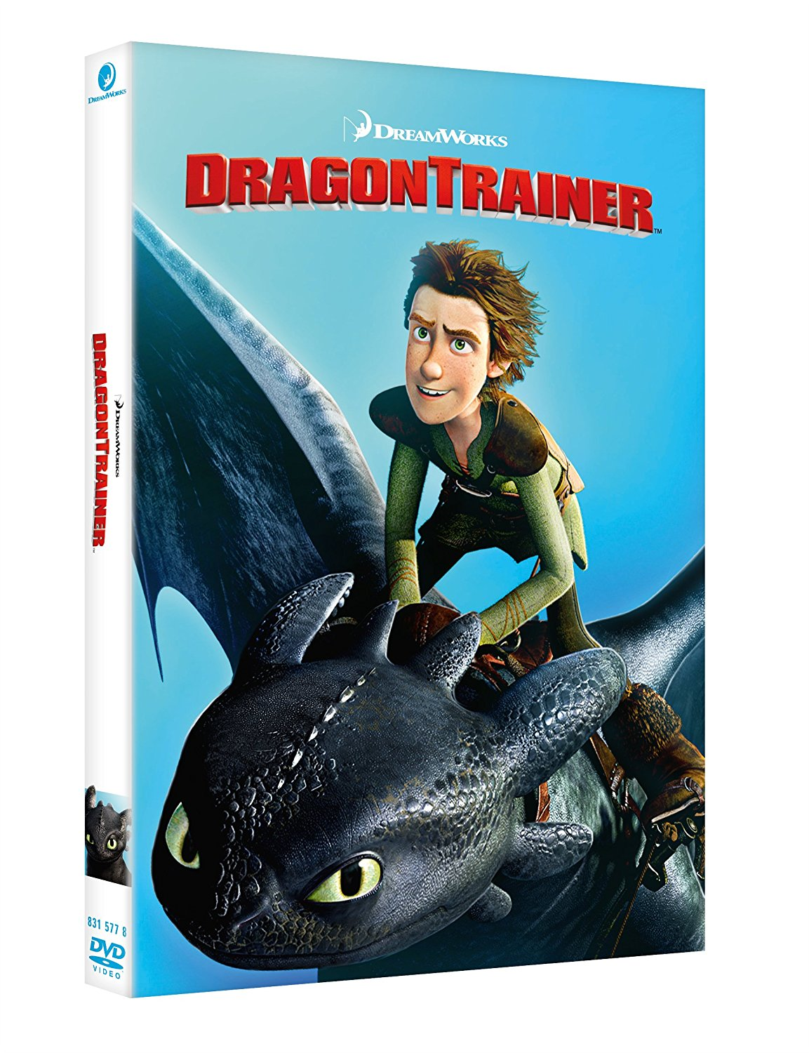DRAGON TRAINER 1