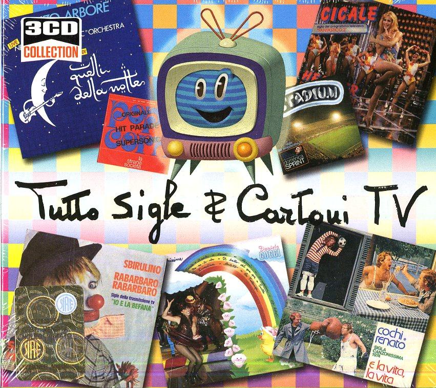 3CD COLLECTION: TUTTO SIGLE & CARTO