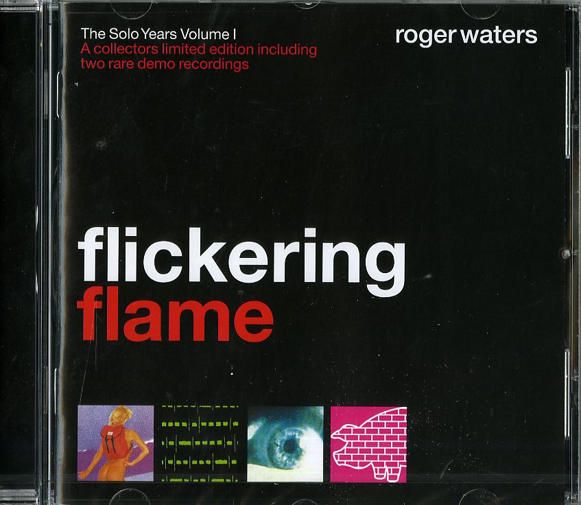 FLICKERING FLAME - THE SOLO YEARS V