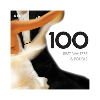 100 BEST WALTZES & POLKAS