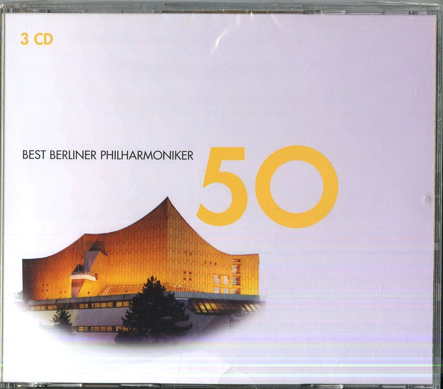 50 BEST BERLINER PHILHARMONKER