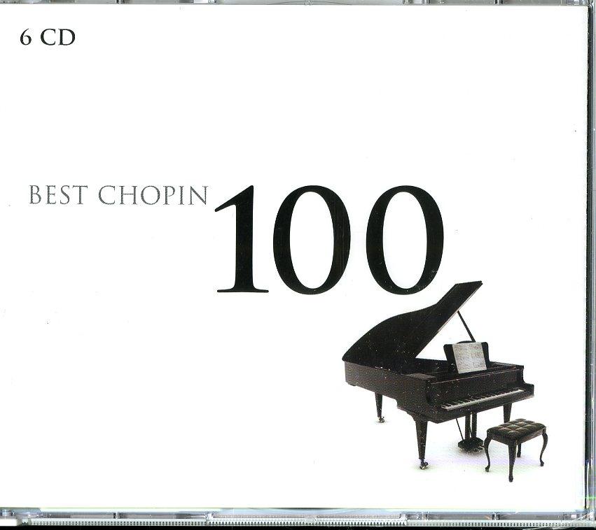 BEST 100: CHOPIN