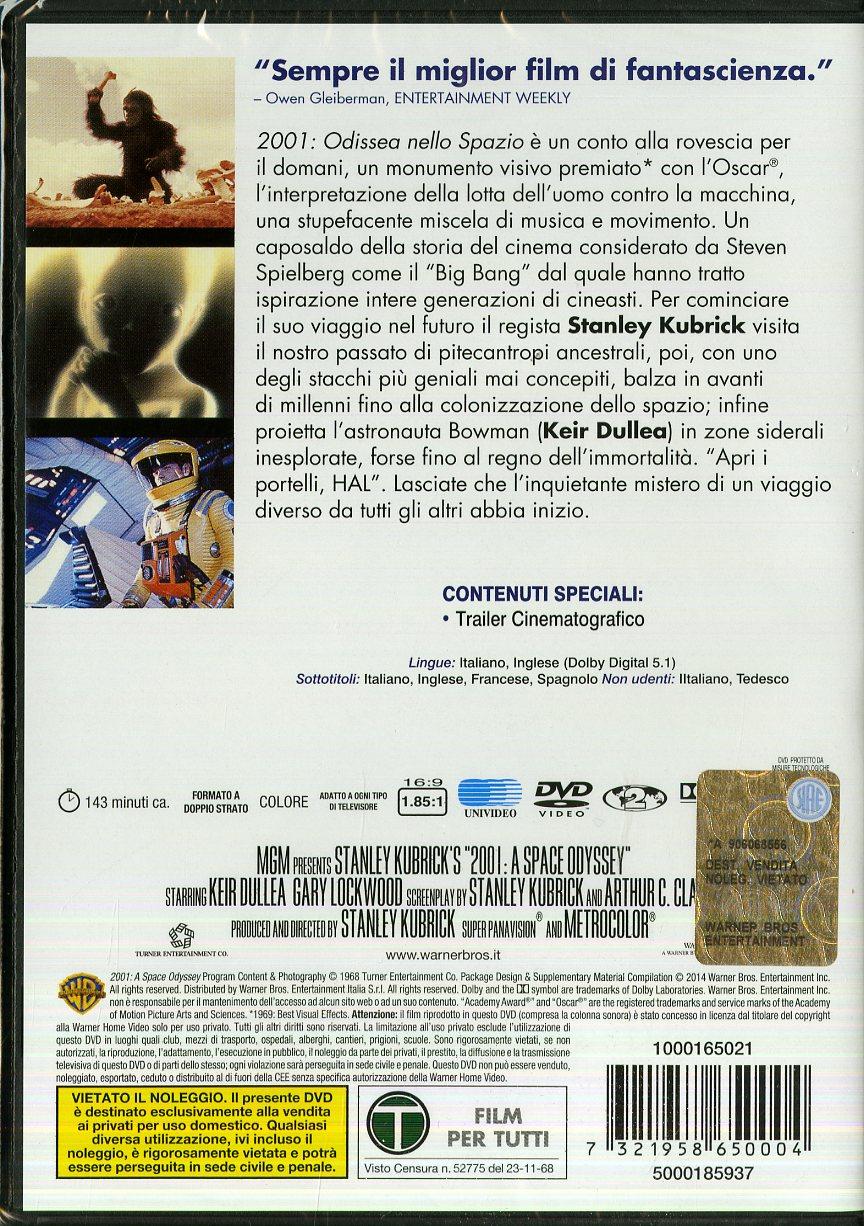 2001: ODISSEA NELLO SPAZIO (DS)