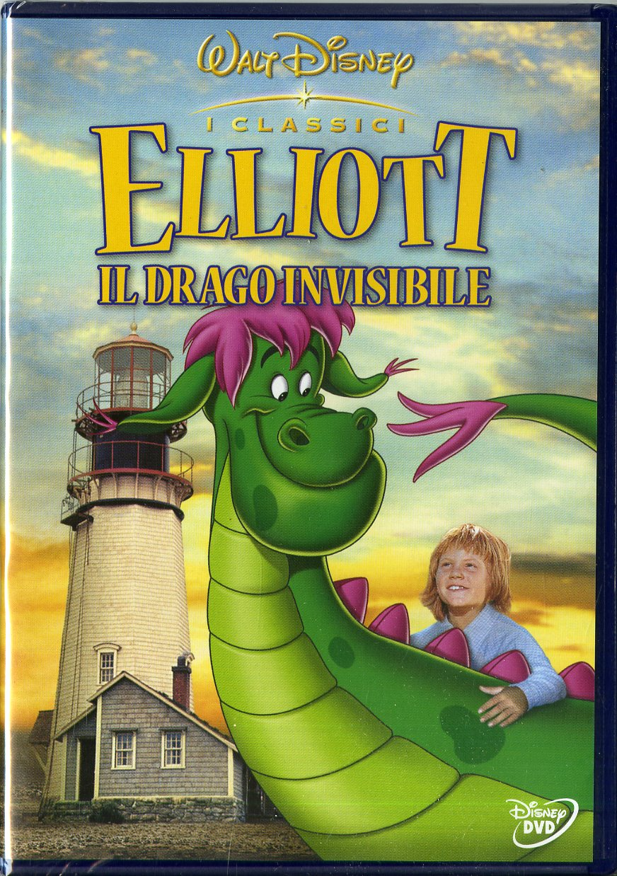 ELLIOT IL DRAGO INVISIBILE