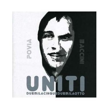 POVIA/BACCINI UNITI CD+DVD