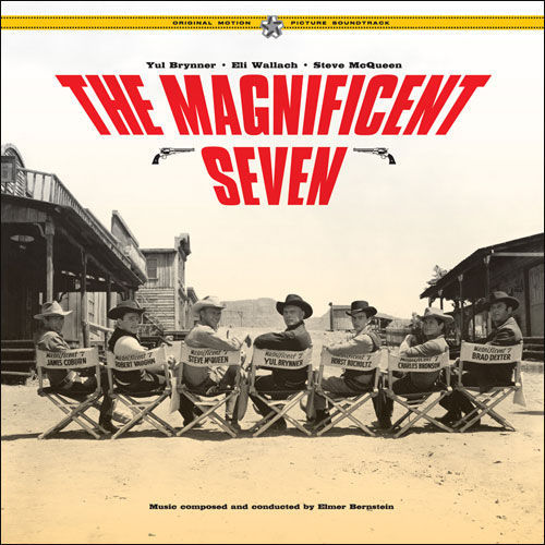 THE MAGNIFUCENT SEVEN O.S.T.