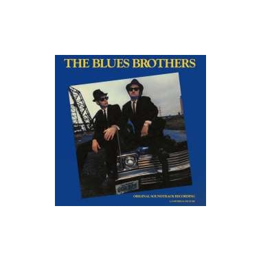 THE BLUES BROTHERS O.S.T.
